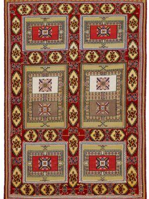65056-PERSIAN BALOUCH SOUMAK RAHRAH RUG
