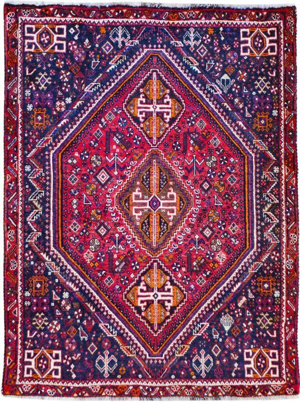 65058-PERSIAN SHIRAZ RUG