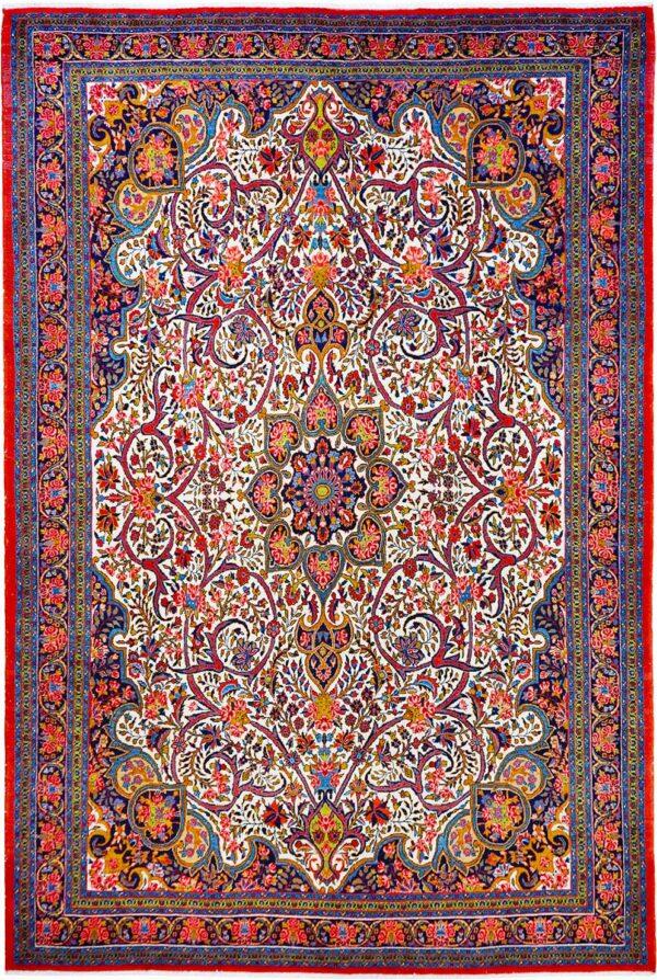 65113-PERSIAN BIJAR RUG