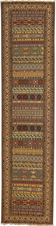 65259-KURDISH RAHRAH SOUMAK RUG