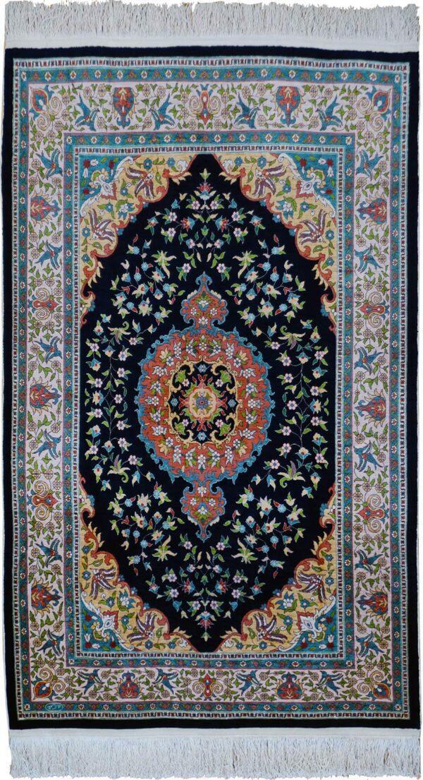 65313-TURKISH SILK HEREKE RUG