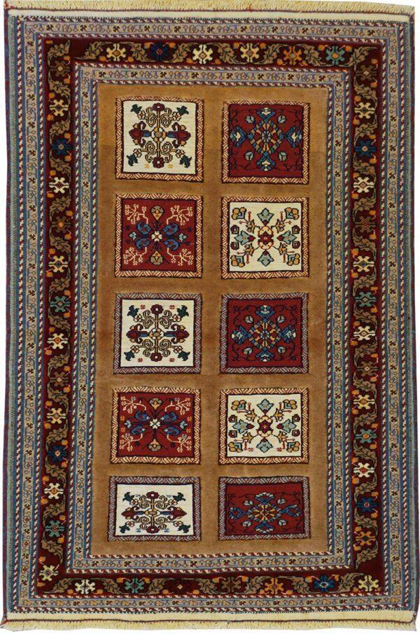 65316-PERSIAN BALOUCH SOUMAK RAHRAH RUG
