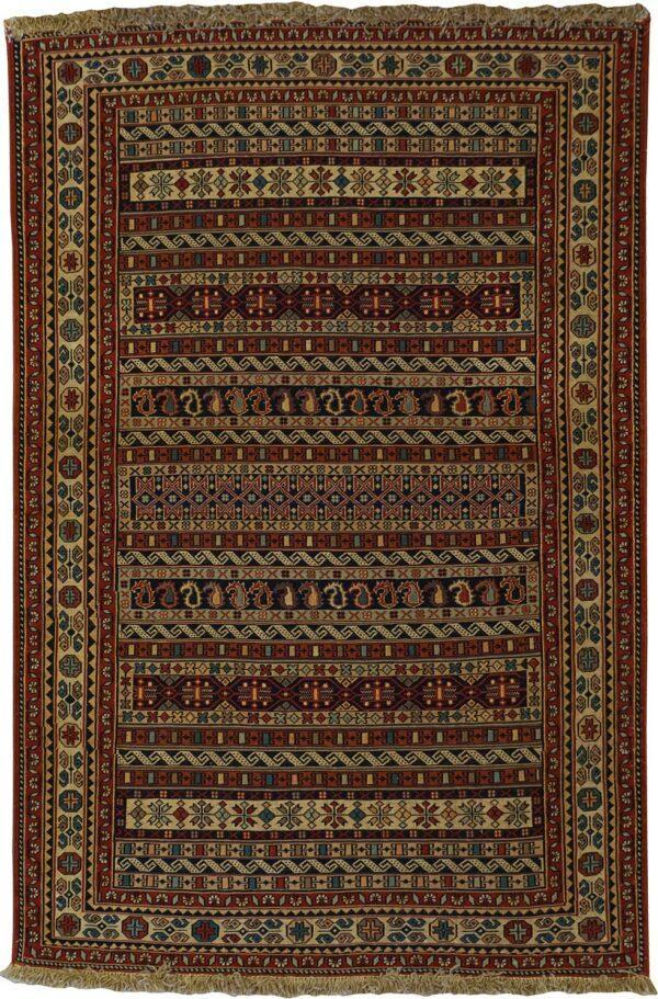 65318-KURDISH RAHRAH SOUMAK RUG