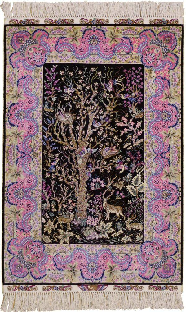 65333-SILK QUM TREE OF LIFE